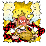 my cameo in the Bash Street Kids, art by David Sutherland